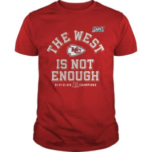 Frank Clark The West Is Not Enough Shirt