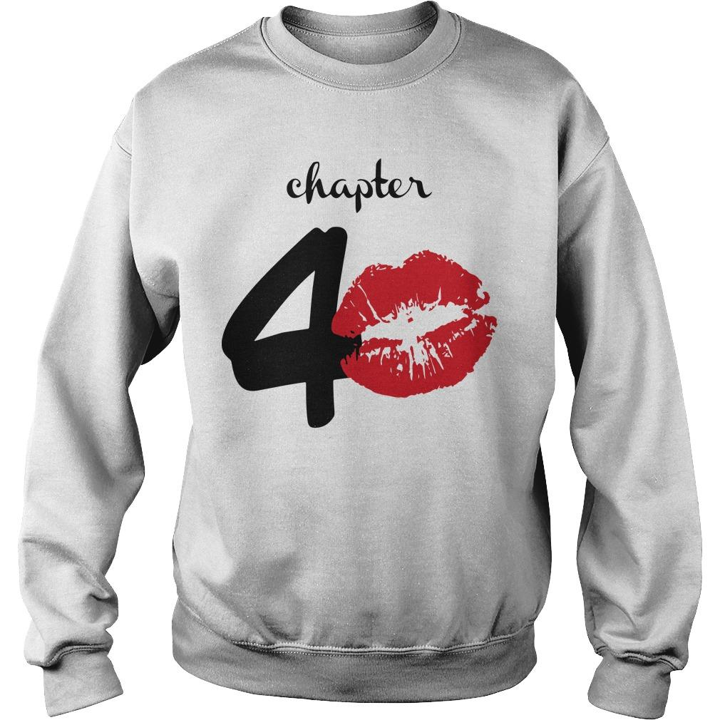 Lips Chapter 40 Sweater