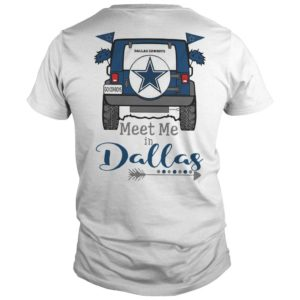 Meet Me At Dallas Shirt