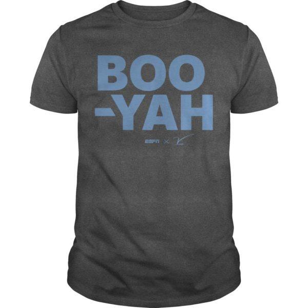 Sage Steele Boo Yah Shirt