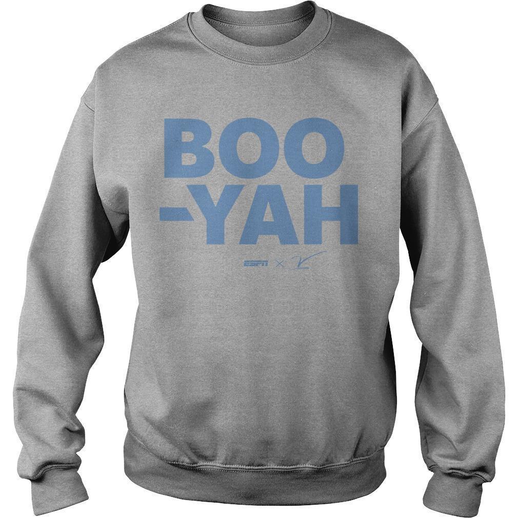 Sage Steele Boo Yah Sweater