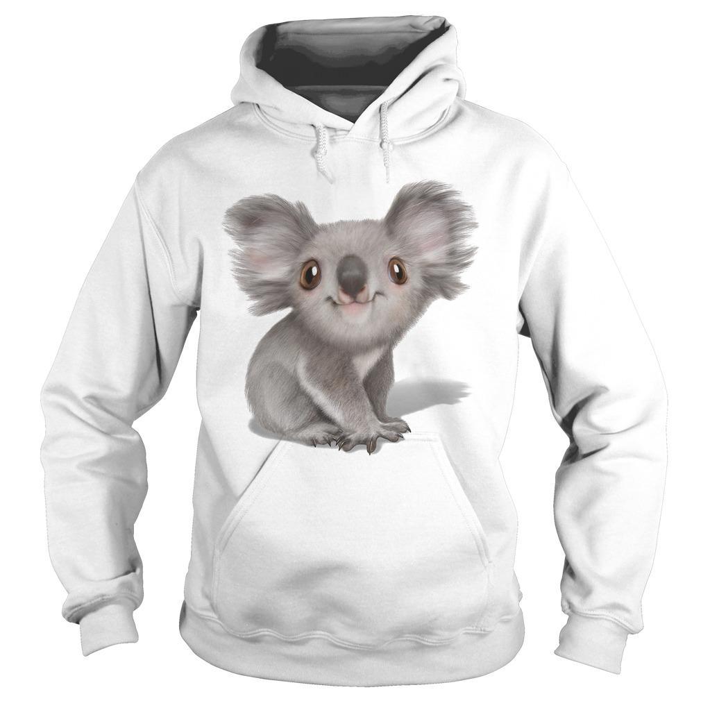 Balenciaga Koala T Hoodie