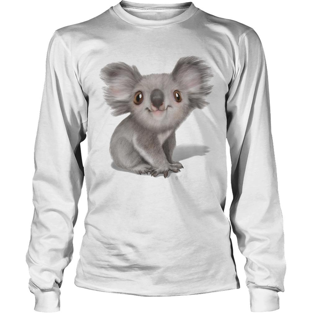 Balenciaga Koala T Longsleeve