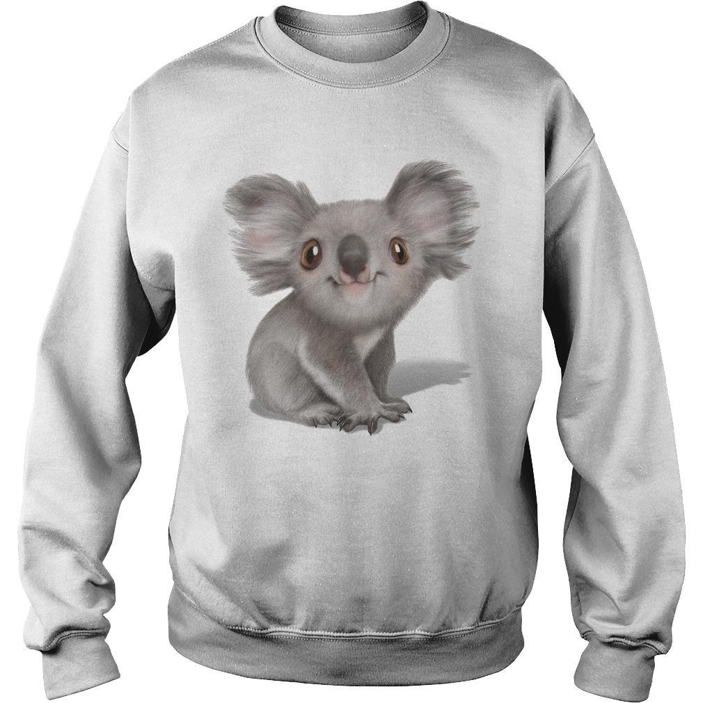Balenciaga Koala T Sweater