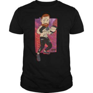 Conor Mcgregor Walkout Shirt