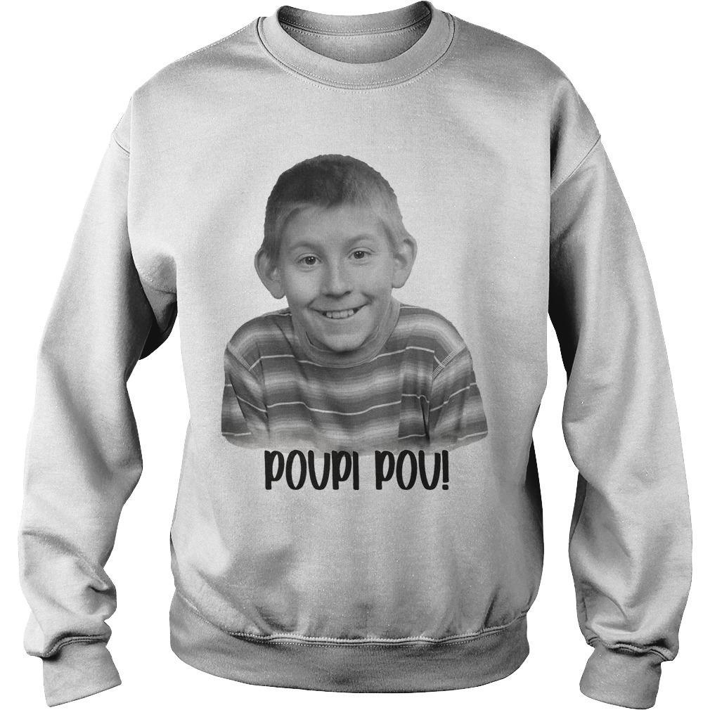 Dewey Poupi Pou Sweater