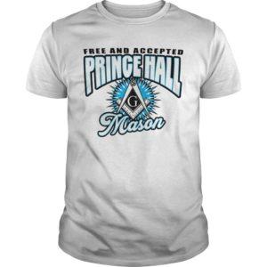 Free And Accepted Prince Hall Mason Shirt