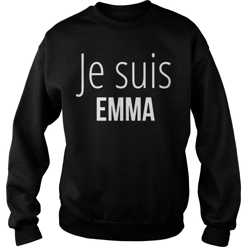Je Suis Emma Sweater