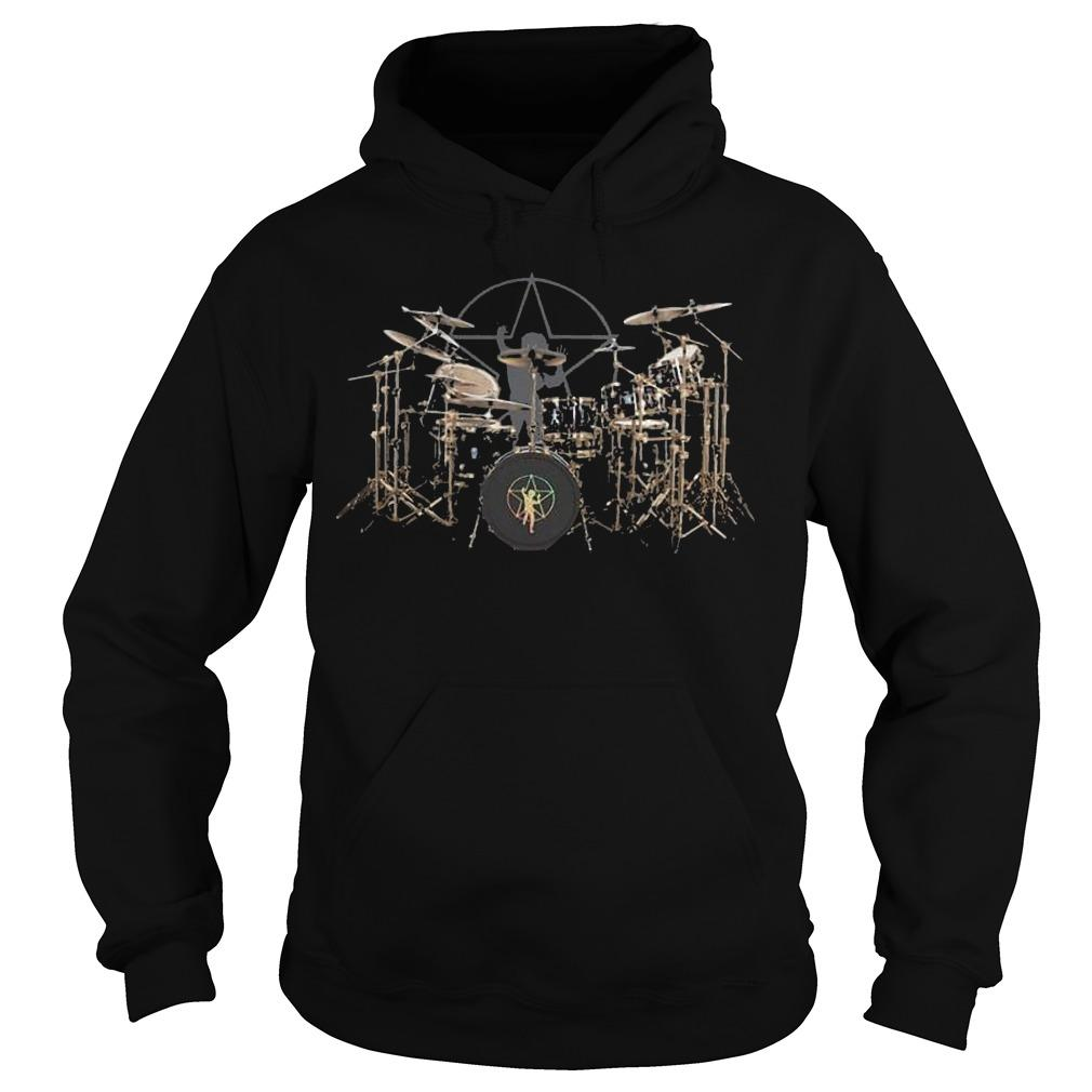 The Rush The Drums Hoodie