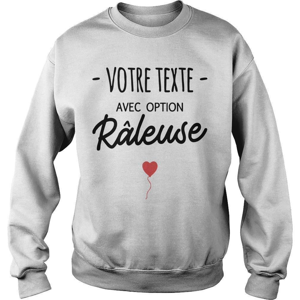 Aide Soignante Avec Option Râleuse Sweater