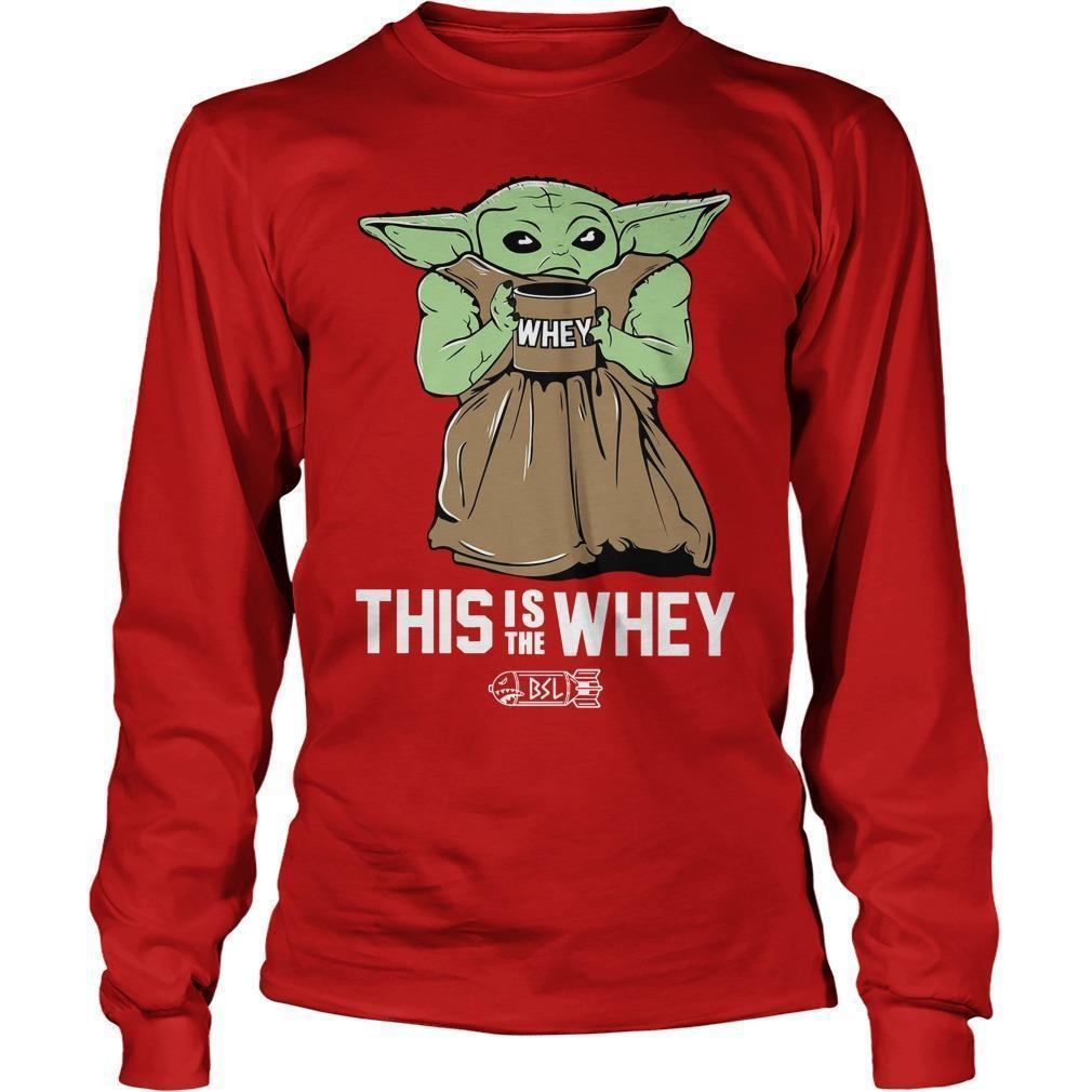 Baby Growda This Is The Whey Longsleeve