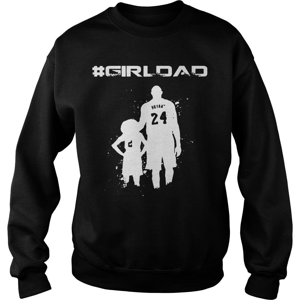 Bryant #girldad Thank You For The Memories Sweater