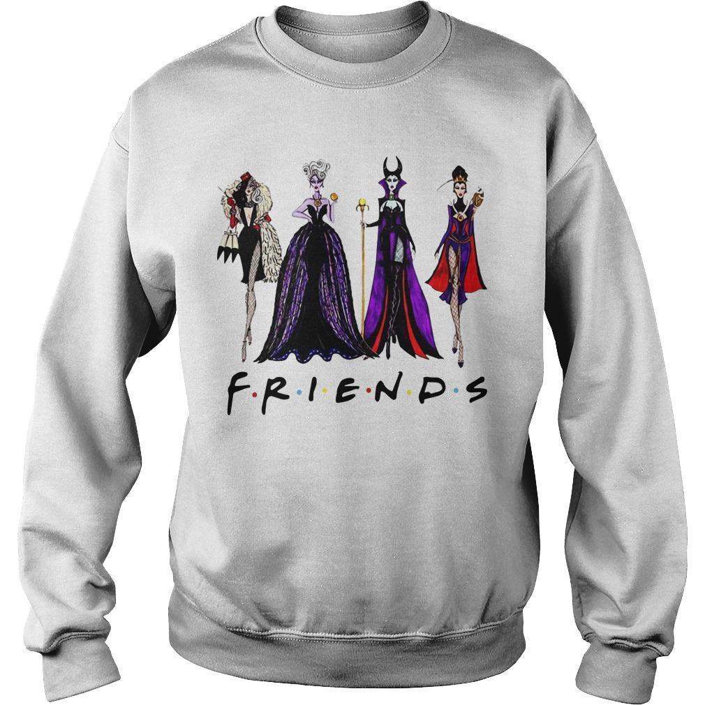 Cruella De Vil Ursula Maleficent Lucille Evil Queen Sweater