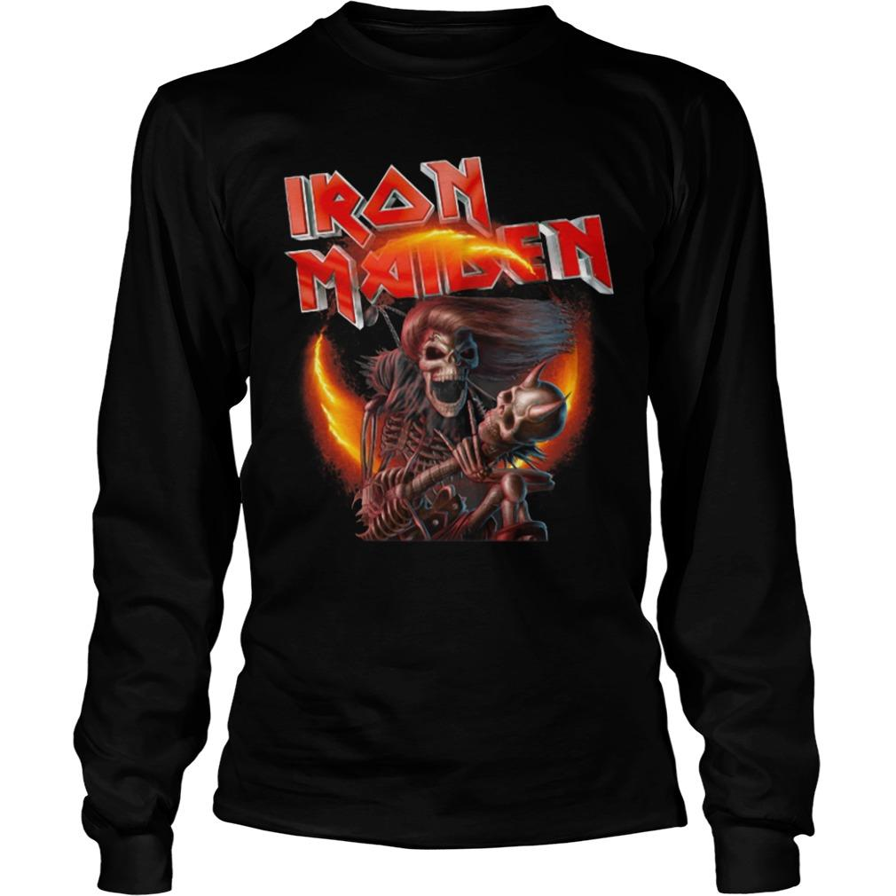 Death Iron Maiden Longsleeve