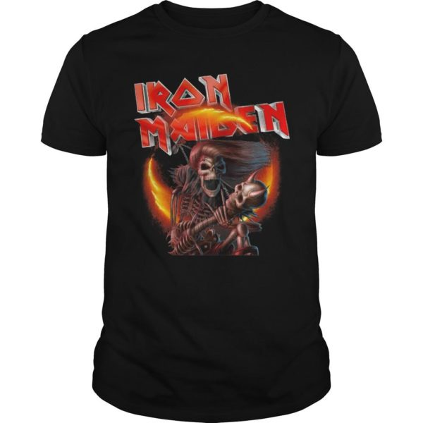 Death Iron Maiden Shirt