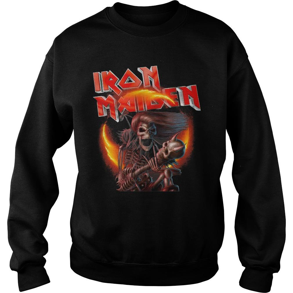Death Iron Maiden Sweater