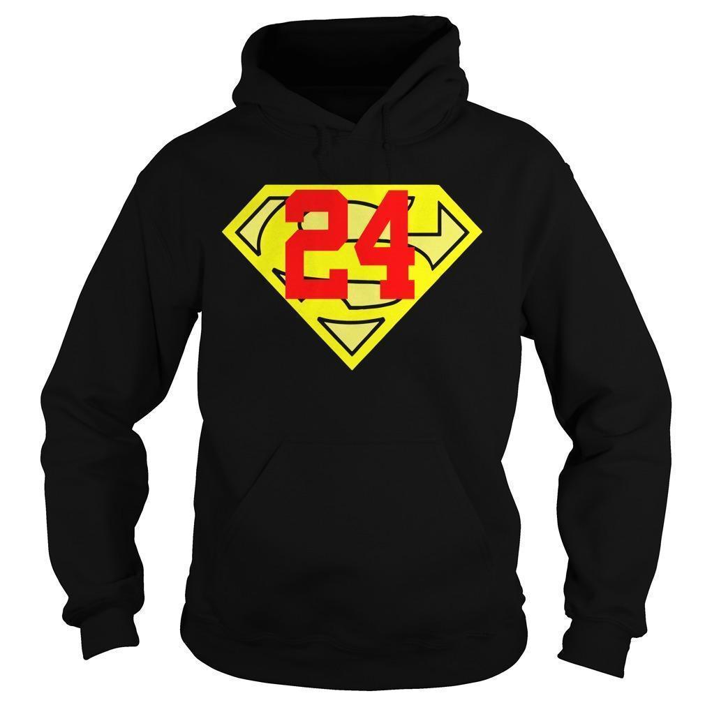 Dwight Howard Kobe Bryant Superman 24 Hoodie