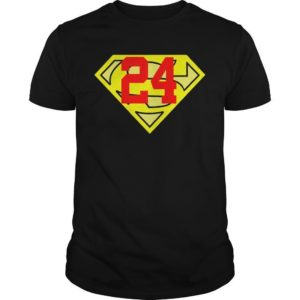 Dwight Howard Kobe Bryant Superman 24 Shirt