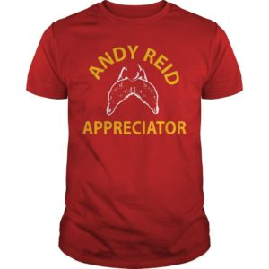 Jason Kelce Andy Reid Appreciator Shirt