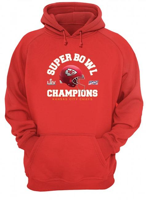 Kansas City Chiefs Super Bowl Champions Hoodie