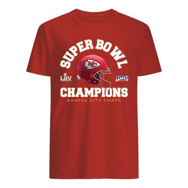 Kansas City Chiefs Super Bowl Champions Shirt