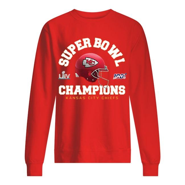 Kansas City Chiefs Super Bowl Champions Sweater