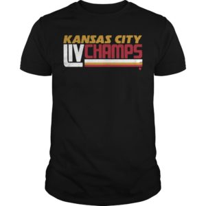 Kansas City Liv Champs Shirt