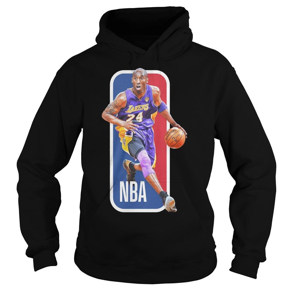 Kobe Bryant Lakers 24 NBA Hoodie