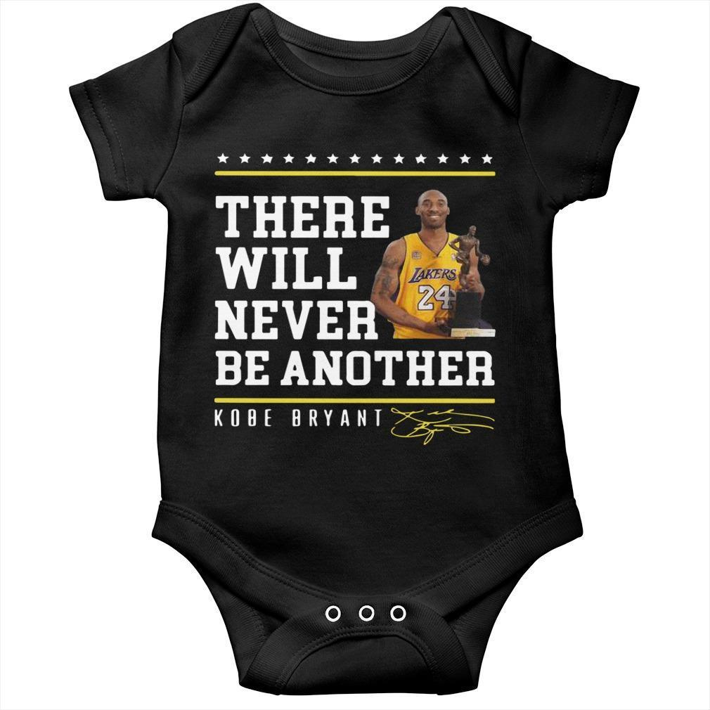 Kobe Bryant There Will Never Be Another Signature Longsleeve