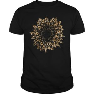 Leopard Sunflower Shirt