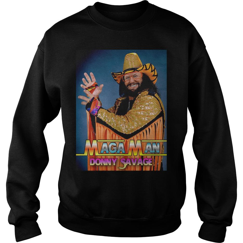Maga Man Donny Savage Sweater