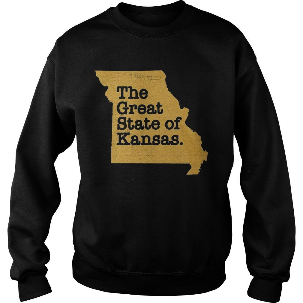 The Great State Of Kansas Sweater
