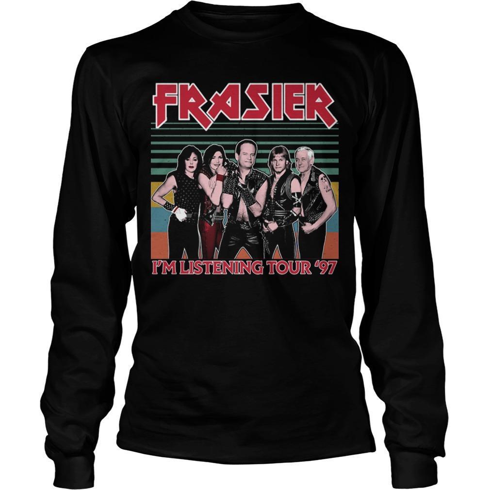 Vintage Frasier I'm Listening Tour '97 Longsleeve