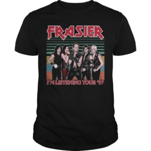 Vintage Frasier I'm Listening Tour '97 Shirt