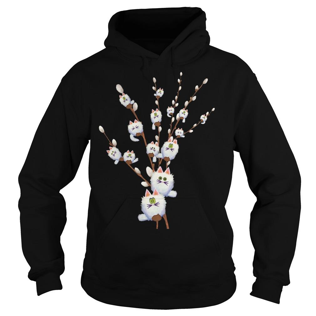 Cat Willows Hoodie