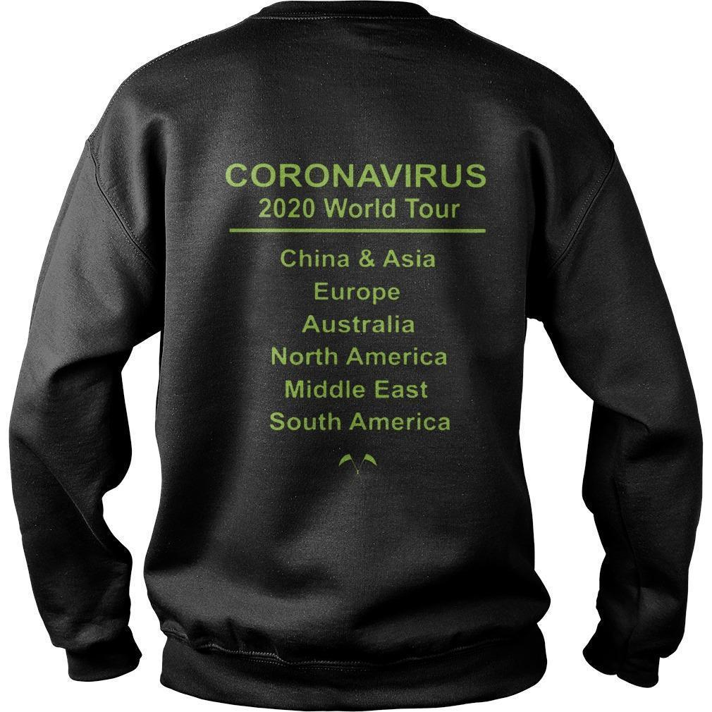Coronavirus World Tour Sweater