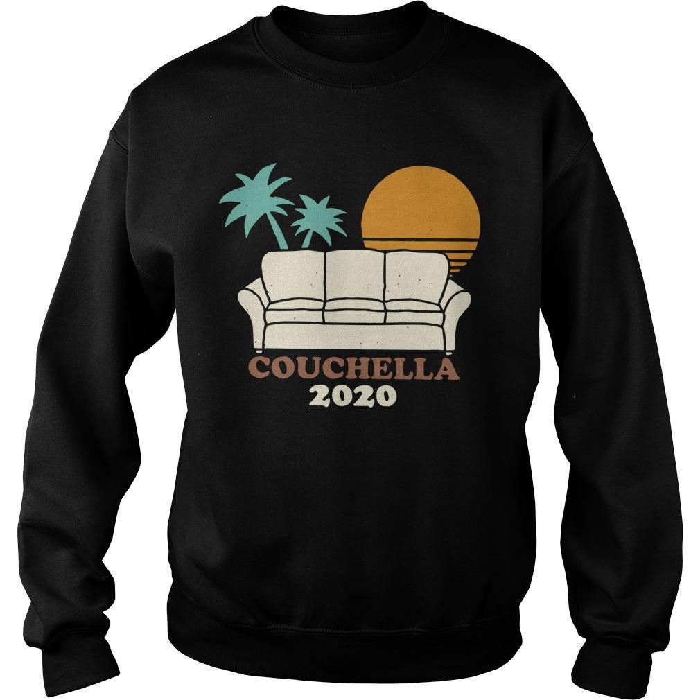 Couchella 2020 Sweater