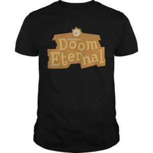 Doom Eternal Animal Crossing Shirt