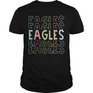 Eagles Eagles Eagles Eagles Eagles Shirt