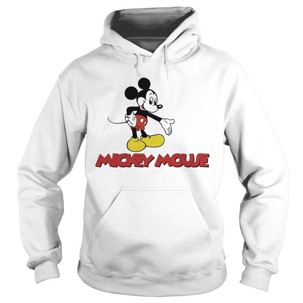 Harry Styles Mickey Mouse Hoodie