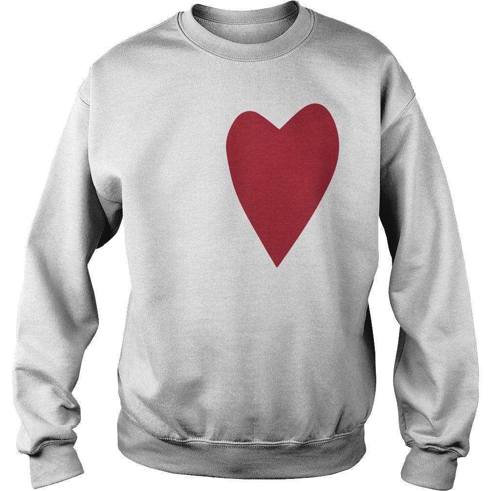 Hart Voor De Zorg T Sweater