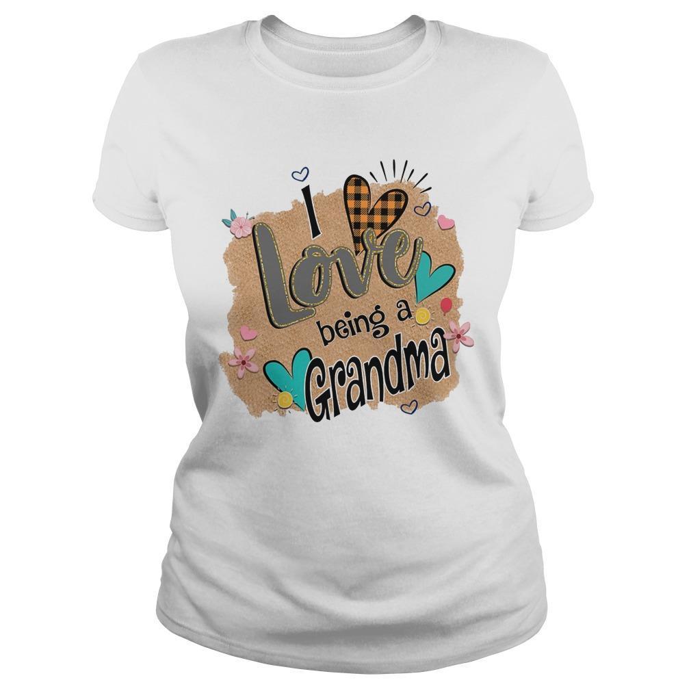 I Love Being A Grandma Longsleeve