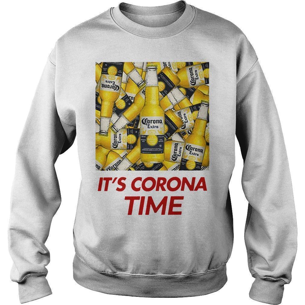 Its Corona Time Sweater