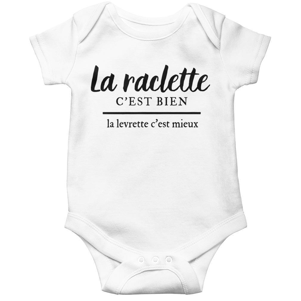 La Raclette C'est Bien La Levrette C'est Mieux Longsleeve