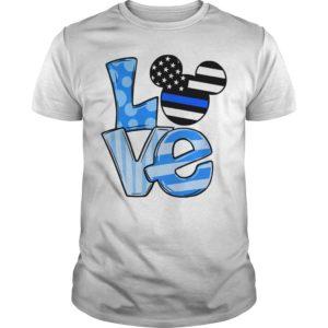 Mickey Love Shirt