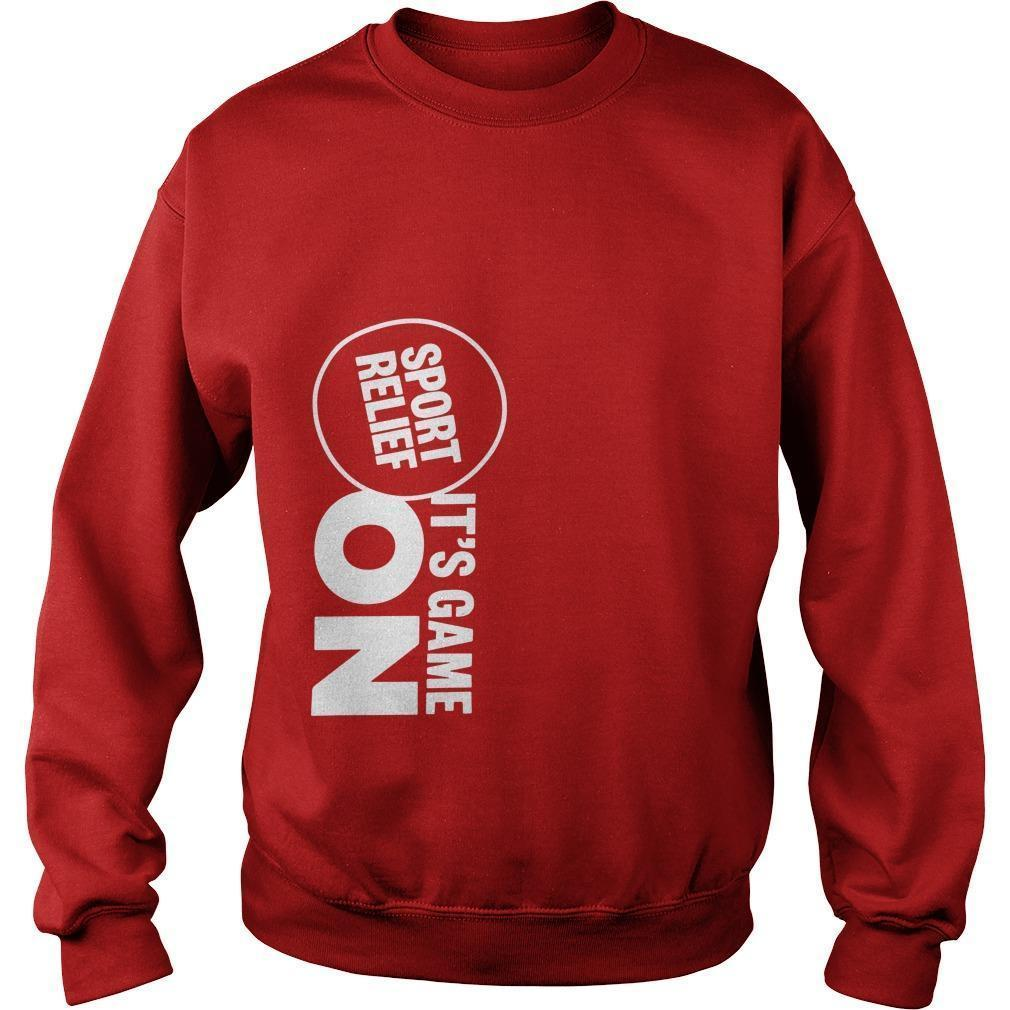 Roman Kemp Sports Relief T Sweater