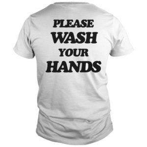 Scott Disick Wash Your Hands Shirt