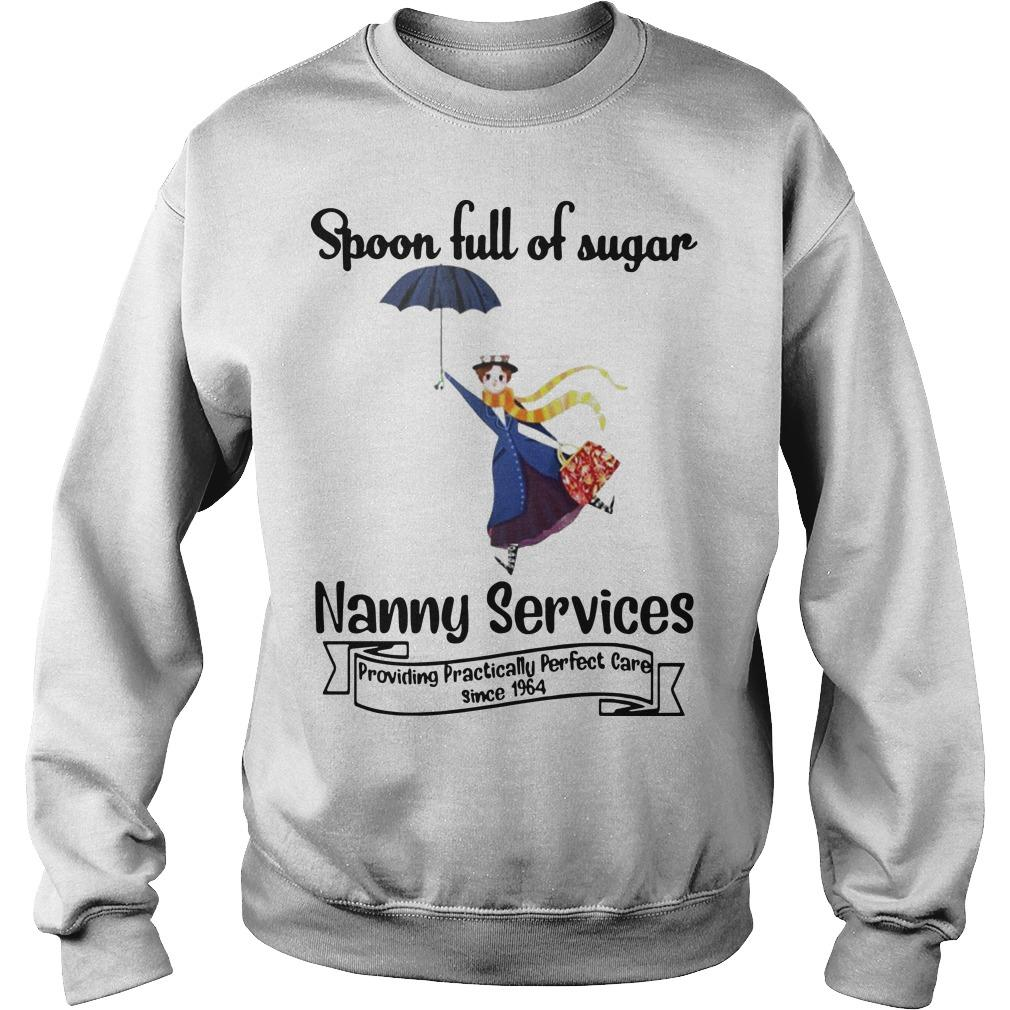 Spoon Full Of Sugar Nanny Services Providing Practically Perfect Care Since 1964 Sweater