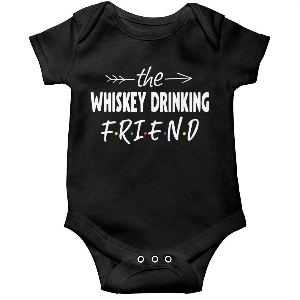 The Whiskey Drinking Friend Longsleeve
