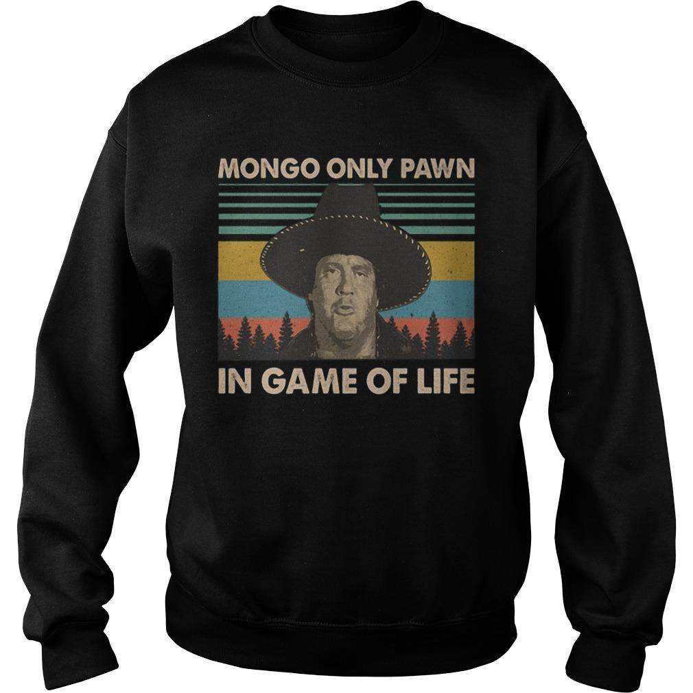 Vintage Mongo Only Pawn In Game Of Life Sweater